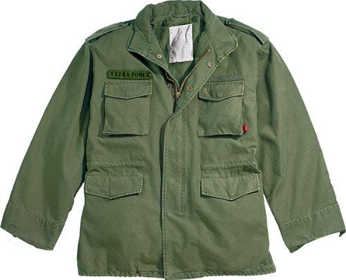 Walter White Army Jacket